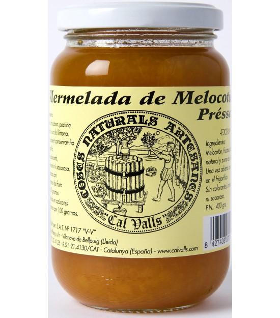 Mermelada MELOCOTÓN 400 g. Cal Valls