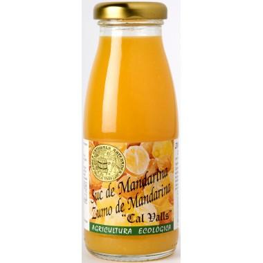 Zumo de MANDARINA 200 ml Cal Valls