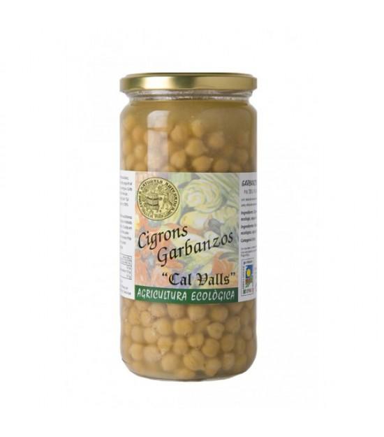 GARBANZOS cocidos 720 g Cal Valls