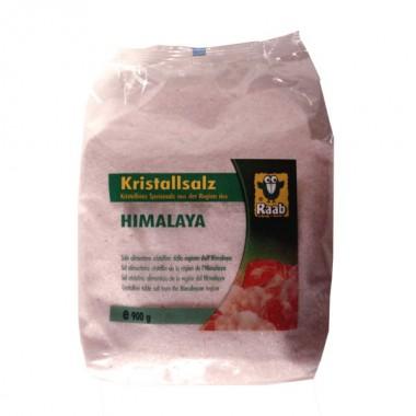 Sal del HIMALAYA 900 g. Raab Vitalfood