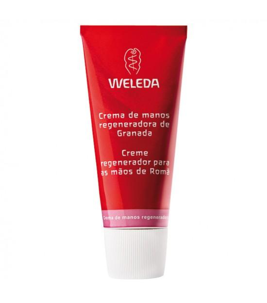 Crema de manos regeneradora GRANADA 50 ml. Weleda