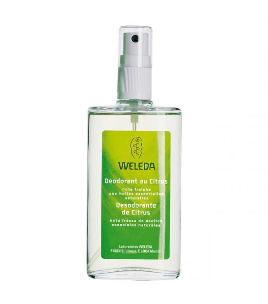 Desodorante de CITRUS 100 ml Weleda