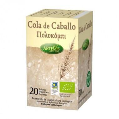 Infusión COLA de CABALLO 20 filtros Artemis