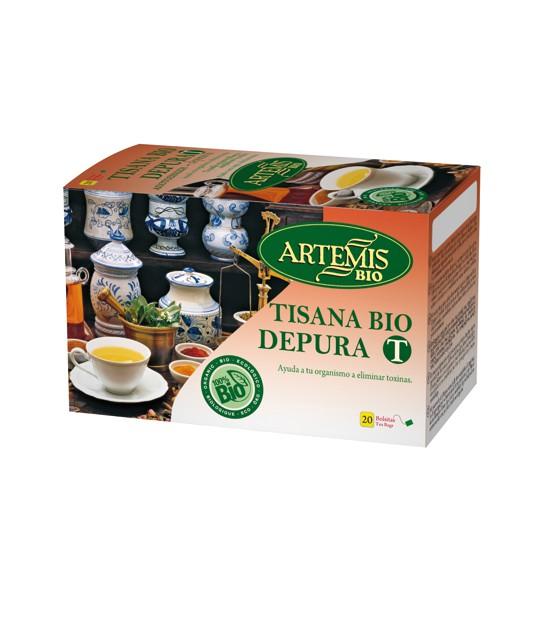 Tisana DEPURA 20 filtros Artemis