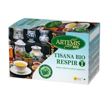 Tisana RESPIRA T 20 filtros Artemis