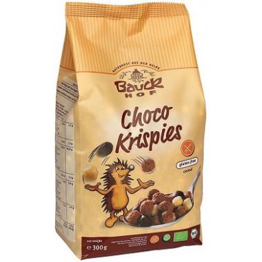 Crunch KRISPIES CHOCO BOLITAS 300 g. Bauck Hof