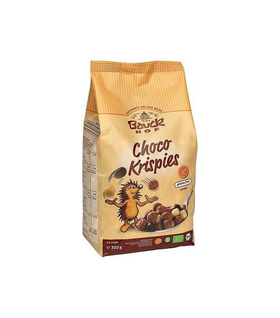 CHOCO BOLITAS crujientes s/g 300 g. Bauck Hof