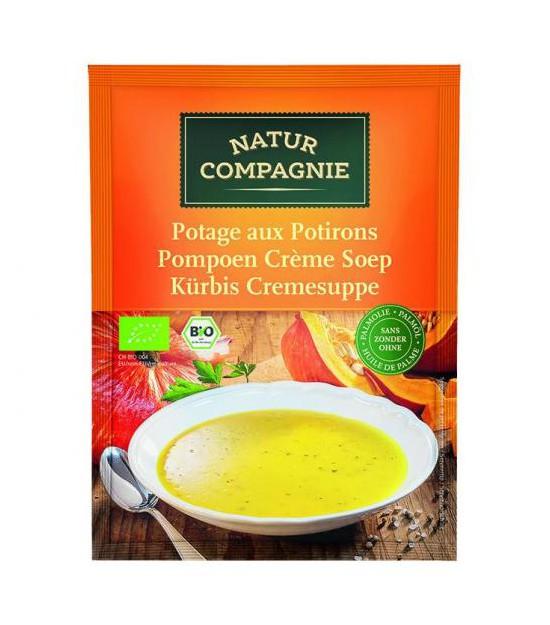 Crema de CALABAZA 40 g. Natur Compagne