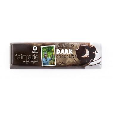 Chocolatina fondant 50 g. Oxfam