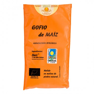 GOFIO de MAÍZ 500 g. Vegetalia