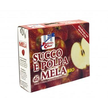 Zumo de manzana 3x200 ml. LA FINESTRA