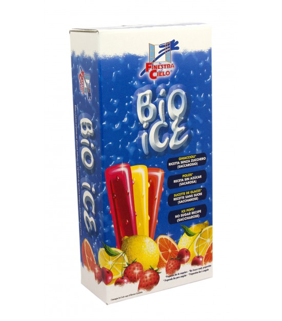 Bio Ice FLASH 10 uds. 400 ml. La Finestra