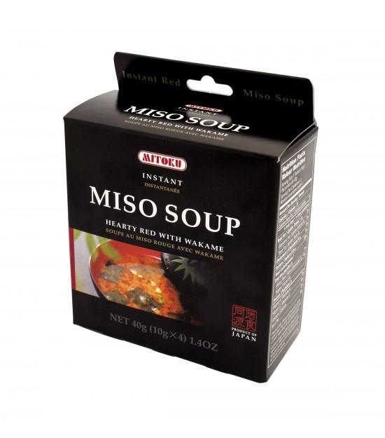 Sopa de MISO instantánea de algas 40 g. La Finestra