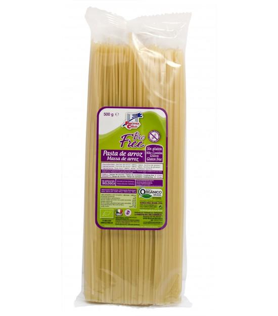 Espagueti de ARROZ 500 g. La Finestra