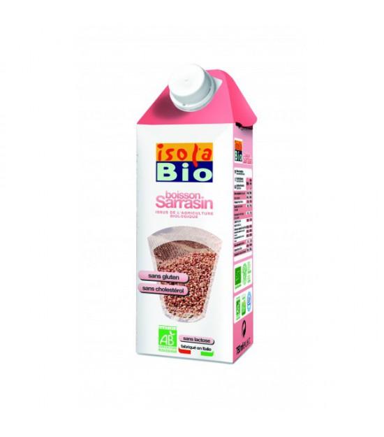 Bebida de TRIGO SARRACENO 1l. Isola