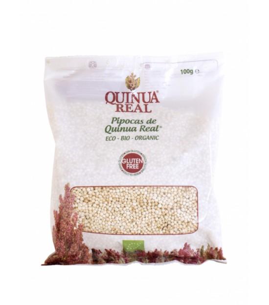 Quinoa real hinchada PIPOCAS 100 g.