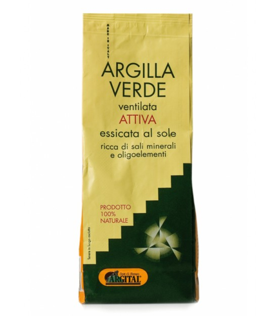 ARCILLA VERDE activada 500 g. Argital