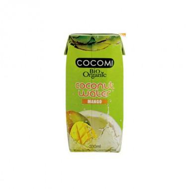Agua de COCO con MANGO 330 ml. Cocomi