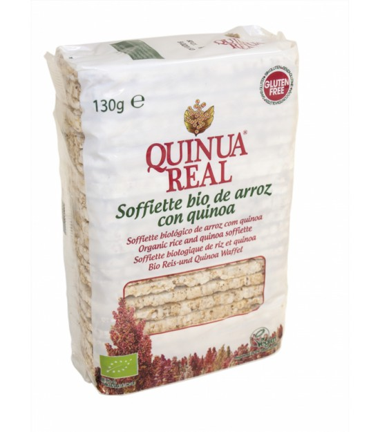 Sofiette de ARROZ y QUINOA 130 g.