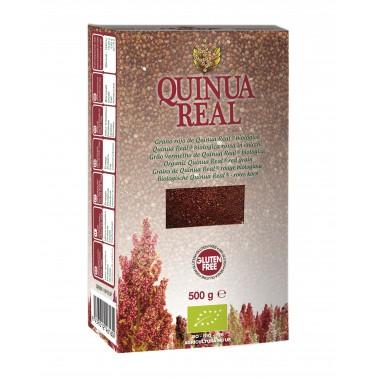 Grano ROJO de Quinoa Real 500 g.