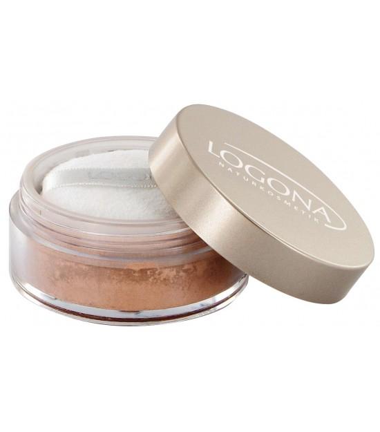 Maquillaje polvo suelto BEIGE 01 Logona