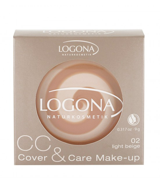 Maquillaje cover&care make-up 2 light beige