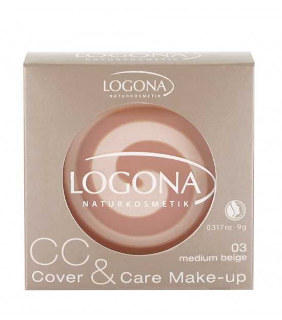 Maquillaje cover&care make-up 3 medium beige