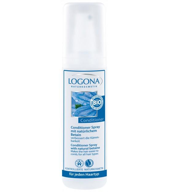 Spray acondicionador sin aclarado Logona