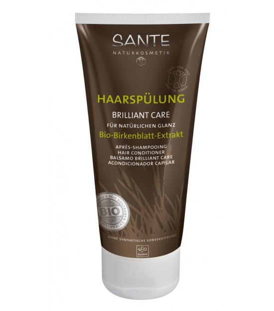 Acondicionador capilar BRILLANT CARE 200 ml Santé