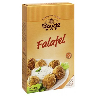 FALAFEL (premezcla) s/g 160 g. Bauck Hof