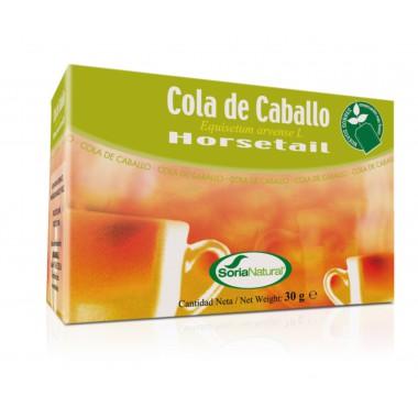 Infusión COLA de CABALLO 20 ud. Soria Natural
