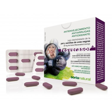 RESVERASOR comprimidos