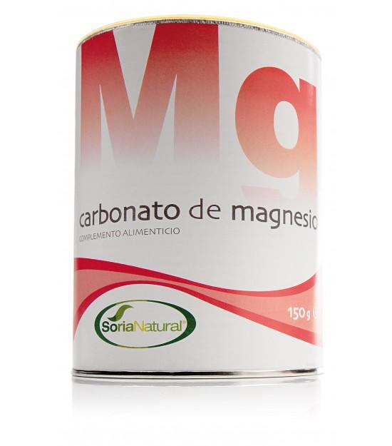 CARBONATO MAGNESICO 150 g. Soria Natural