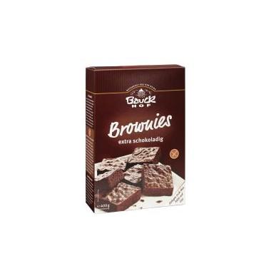 Brownies (premezcla sin gluten)