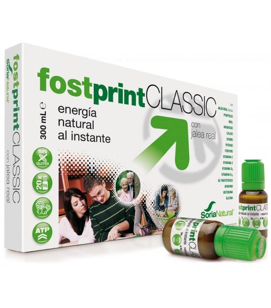 FOSTPRINT CLASSIC sabor FRUTAS BOSQUE