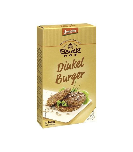 Hamburguesa de ESPELTA (premezcla) 160 g Bauck Hof