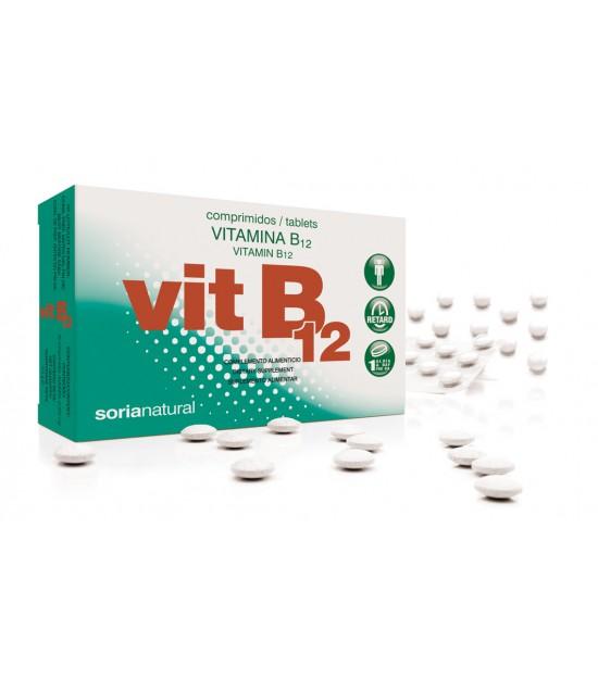 Vitamina B12 Comprimidos Retard