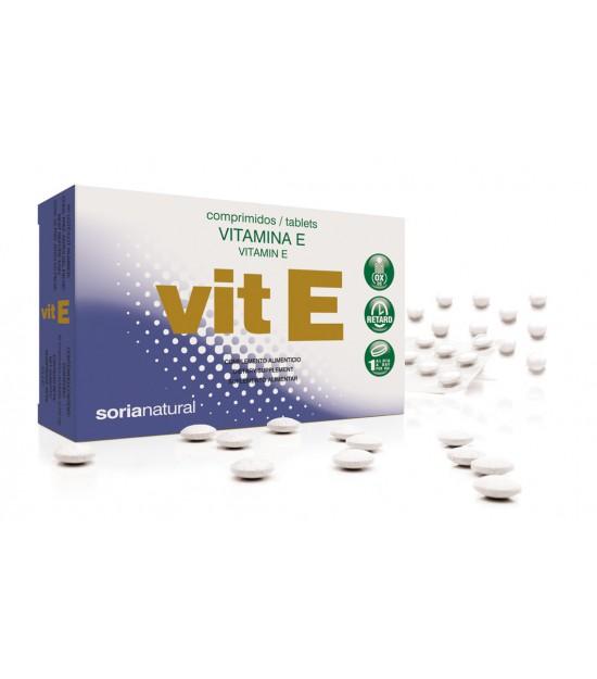 Vitamina E Comprimidos Retard