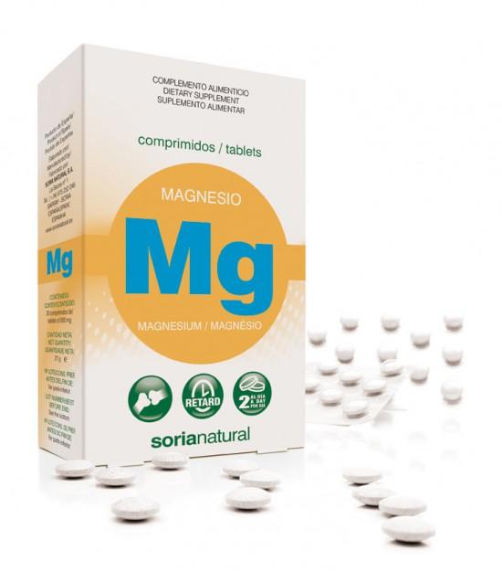 MAGNESIO comprimidos Retard