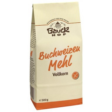 Harina de TRIGO SARRACENO 500 g Bauck Hof