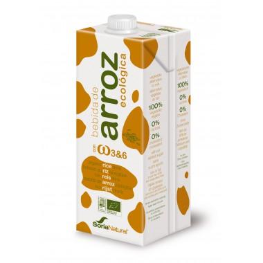 Bebida de ARROZ 1 l. Soria Natural