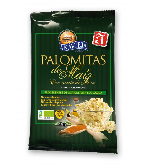 Macarrones arroz integral 250 g. Soria Natural