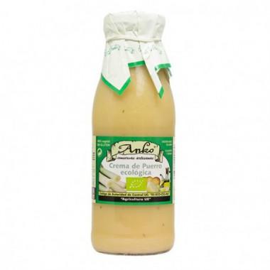 Crema PUERROS 500 ml. Anko