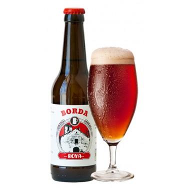 Cerveza ROYA 33 cl Borda