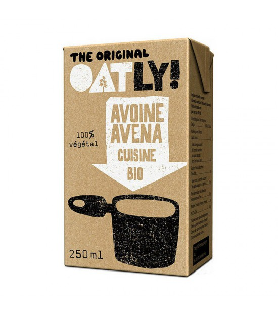 Crema AVENA Cuisine 250 ml Oatly