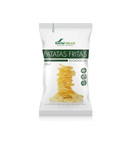 PATATAS FRITAS 125 g. Soria Natural
