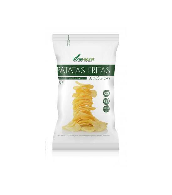 PATATAS FRITAS 40 g. Soria Natural