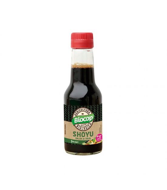 Salsa de soja SHOYU 140 ml. Biocop