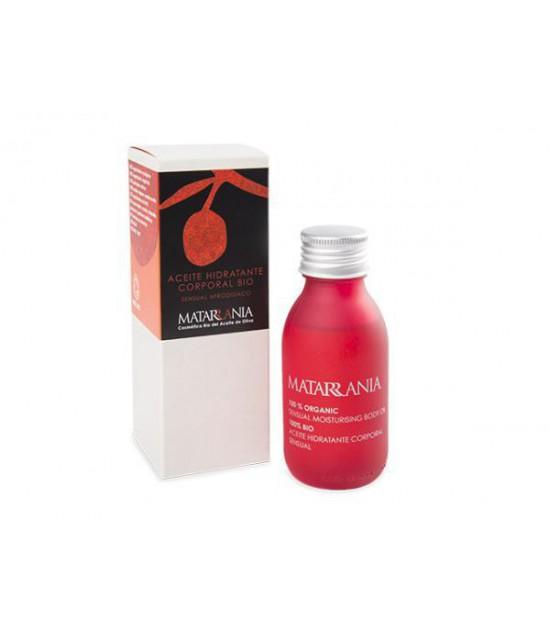 Aceite SENSUAL y AFRODISÍACO 100 ml. Matarrania