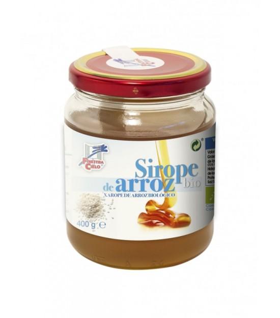 Sirope de ARROZ 400 g. La Finestra